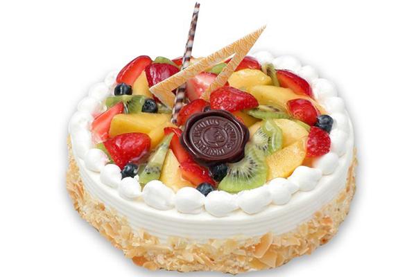 Fruit Cake Mix-s
